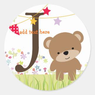 Les autocollants d'ours de nounours/ajoutent le