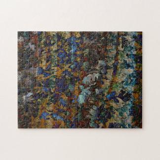 Les beaux-arts laissent le puzzle