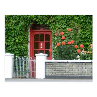 Les belles portes d'Athenry - Irlande Carte Postale