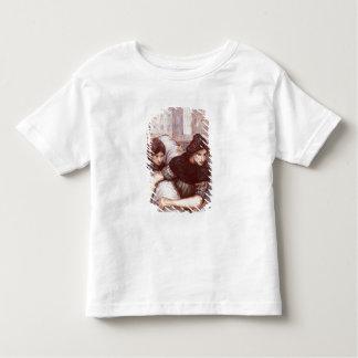 Les blanchisseuses, 1898 (en pastel sur la toile) t-shirts