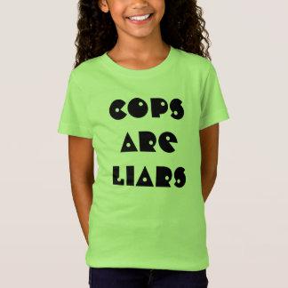 Les cannettes de fil sont T-shirt de menteurs