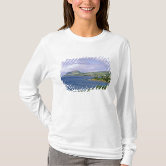 Les Caraïbe, St Kitts, Roseau. Côte T-shirt