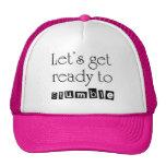 Les chapeaux du camionneur de cadeau des femmes dr casquettes