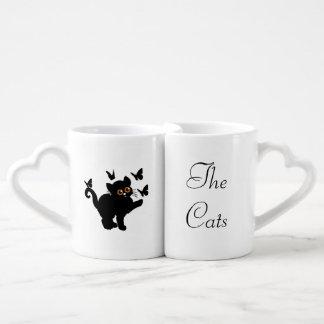 les chats mug