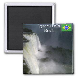 Les chutes d'Iguaçu Cataratas de Iguazu Magnet Magnets