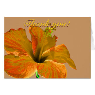 Les couleurs deux d'automne de Merci deviennent Carte