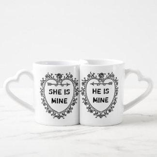 les couples drôles, mariage drôle, éditent le mug