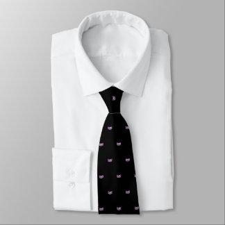 Les cravates des hommes de couronne d'étoile