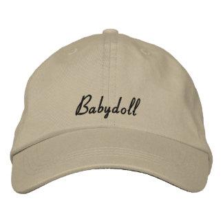 Les dames ont brodé le chapeau chapeaux brodés