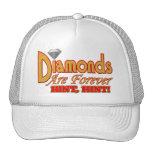 Les diamants sont Forever Casquettes