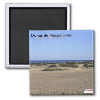 Les Dunes de Maspalomas Aimants Pour Réfrigérateur