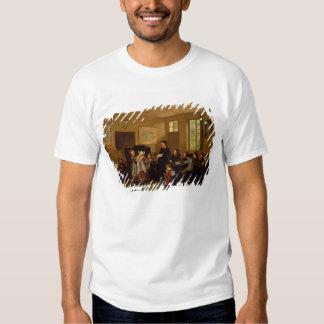 Les écoliers vilains t-shirt