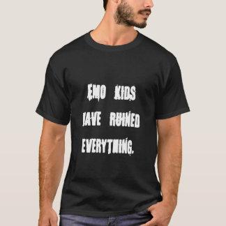 Les enfants d'Emo ont ruiné tout T-shirt