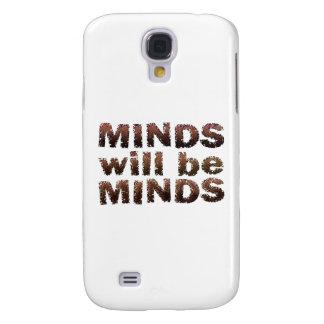 Les ESPRITS seront des ESPRITS - produits multiple Coque Galaxy S4