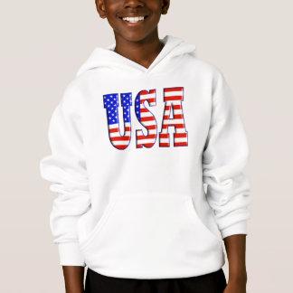 Les Etats-Unis avec le DRAPEAU AMÉRICAIN