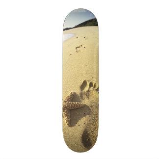 Les Etats-Unis, Hawaï, Maui, plage de Makena, Skateboards Personnalisés