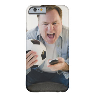 Les Etats-Unis, Jersey City, New Jersey, homme Coque iPhone 6 Barely There