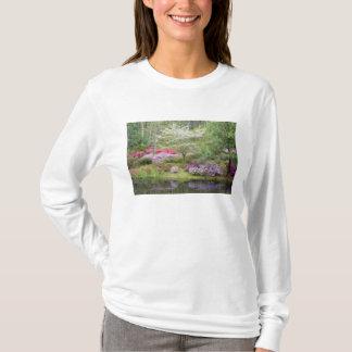 Les Etats-Unis, la Géorgie, montagne de pin. Un T-shirt