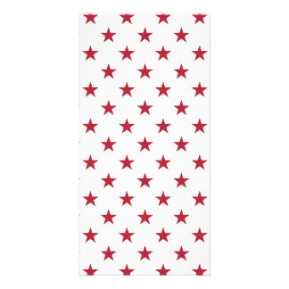 Les Etats-Unis marquent les étoiles rouges sur les Modèle Pour Photocarte