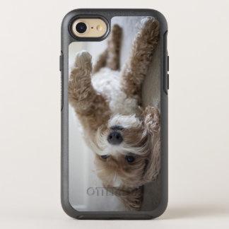 Les Etats-Unis, New York, New York City, Brooklyn, Coque OtterBox Symmetry iPhone 8/7