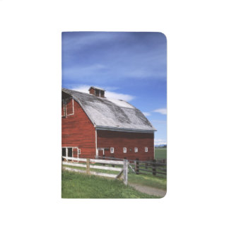 Les Etats-Unis, Washington, Ellensburg, grange Carnet De Poche