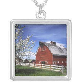 Les Etats-Unis, Washington, Ellensburg, grange Collier