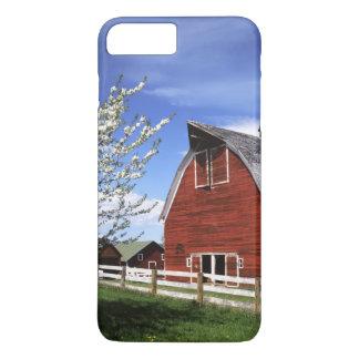 Les Etats-Unis, Washington, Ellensburg, grange Coque iPhone 7 Plus