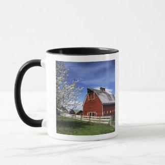 Les Etats-Unis, Washington, Ellensburg, grange Mug