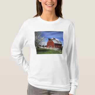 Les Etats-Unis, Washington, Ellensburg, grange T-shirt