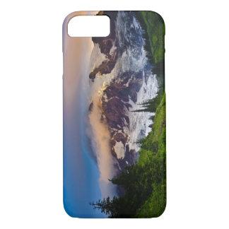Les Etats-Unis, Washington, le mont Rainier. Le Coque iPhone 8/7