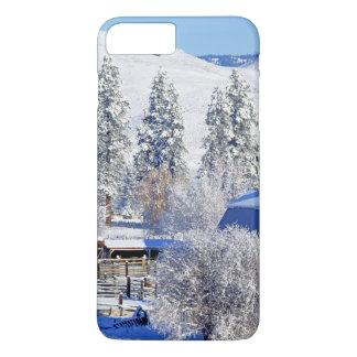 Les Etats-Unis, Washington, vallée de Methow, Coque iPhone 7 Plus