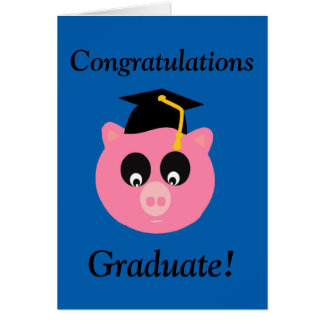 Les félicitations reçoivent un diplôme, carte de