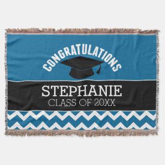 Les félicitations reçoivent un diplôme - couvre pied de lit