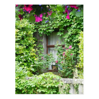 Les fenêtres d'Athenry - Irlande Cartes Postales