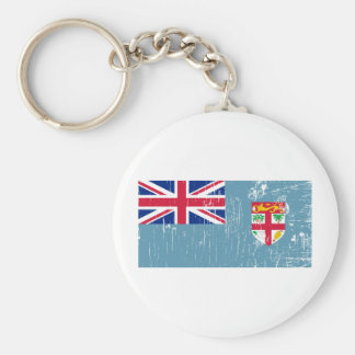 Les Fidji vintages Porte-clés