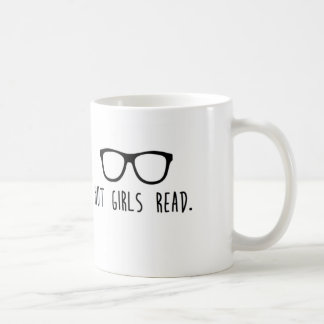 Les filles chaudes ont lu la tasse