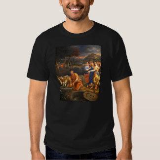 Les filles de Jethro par Theophile Hamel 1838 T-shirt