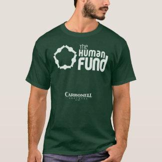 Les fonds humains t-shirt