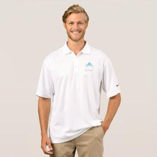 Les hommes élèvent le polo de Nike d'objet Polo