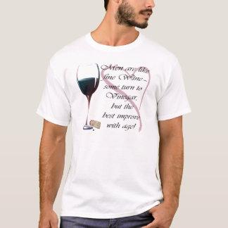 Les hommes sont comme les cadeaux humoristiques de t-shirt
