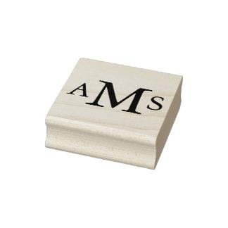 Les initiales faites sur commande de monogramme
