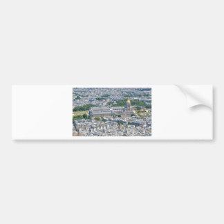 Les Invalides à Paris, France Autocollant De Voiture