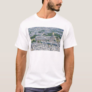 Les Invalides à Paris, France T-shirt