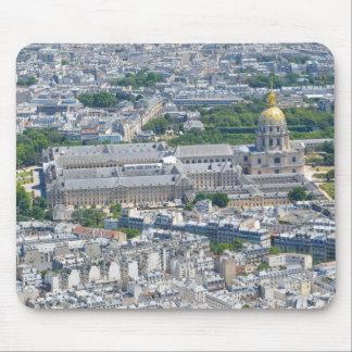Les Invalides à Paris, France Tapis De Souris