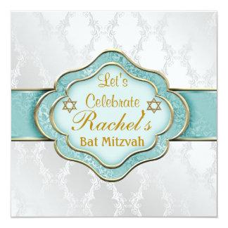 Les invitations de bat mitzvah MONNAYENT la