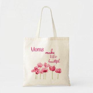 Les mamans font à la vie le beau sac fourre-tout