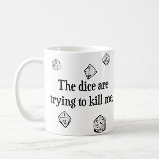 Les matrices essayent de me tuer mug