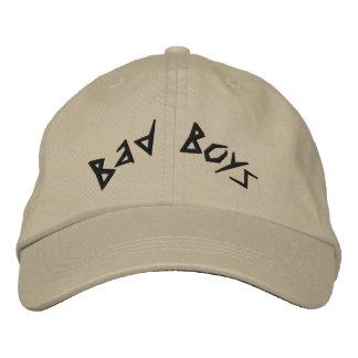 Les mauvais garçons ont brodé le casquette casquettes de baseball brodées