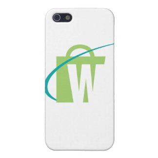 """Les mondes plus grands : cas de l'iPhone """"W"""" iPhone 5 Case"""