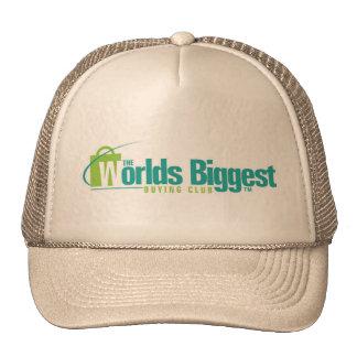 Les mondes plus grands Chapeau frais Tan Casquette